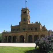 Friends of Werribee Park invite you to travel back in time